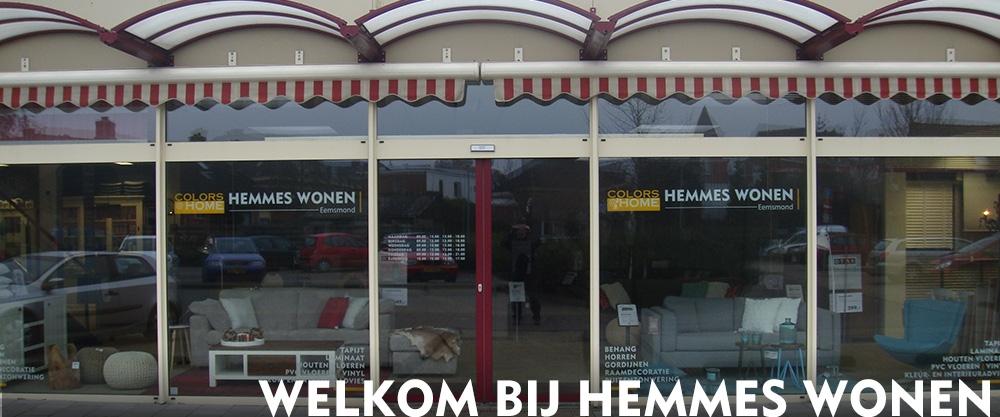 Welkom bij Hemmes Wonen